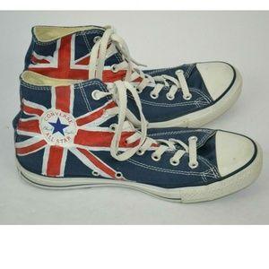 Converse Chuck Taylor Union Jack High Top Shoes